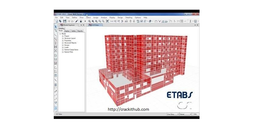 Free Download Etabs