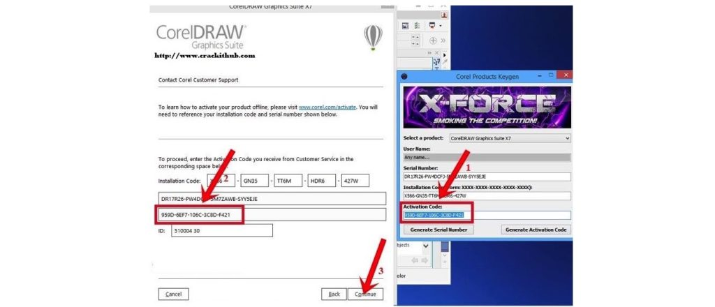 Corel DRAW X9 Keygen Full Crack [2019 Released Version]