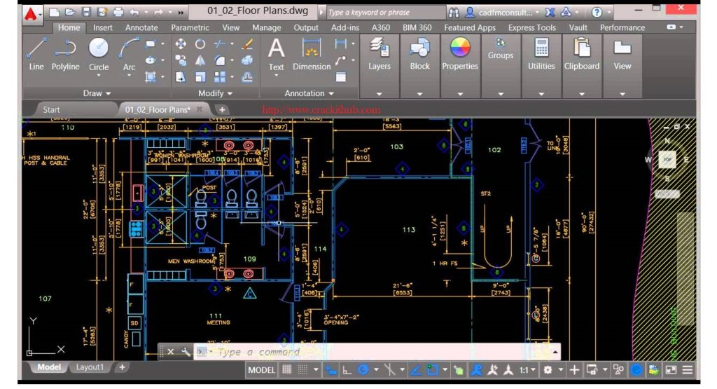 autocad 2017 free download full version with crack