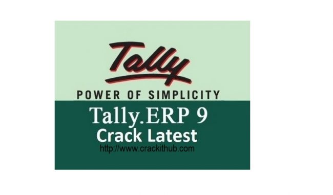 tally erp 9 gst crack software download