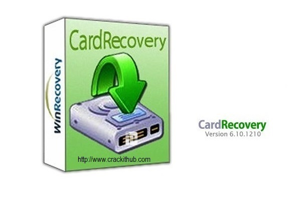 Free card recovery software