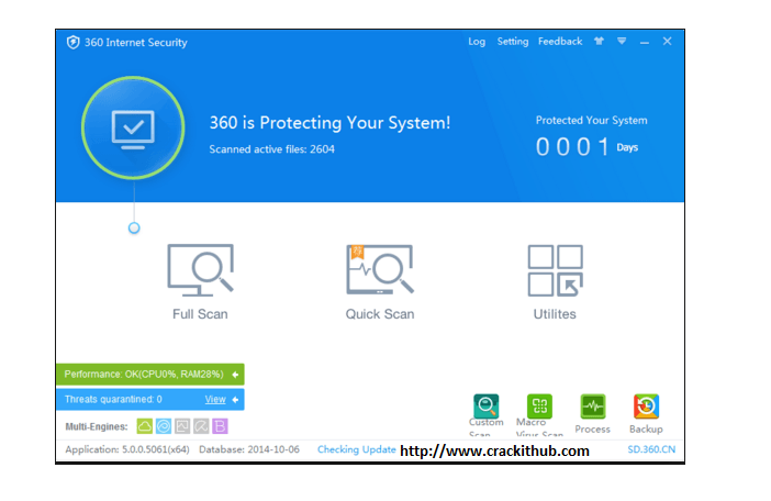 keygen para 360 total security