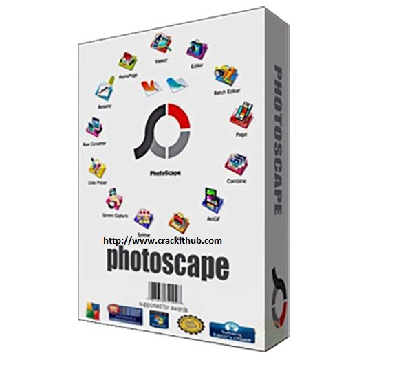 PhotoScape 3.7 Crack