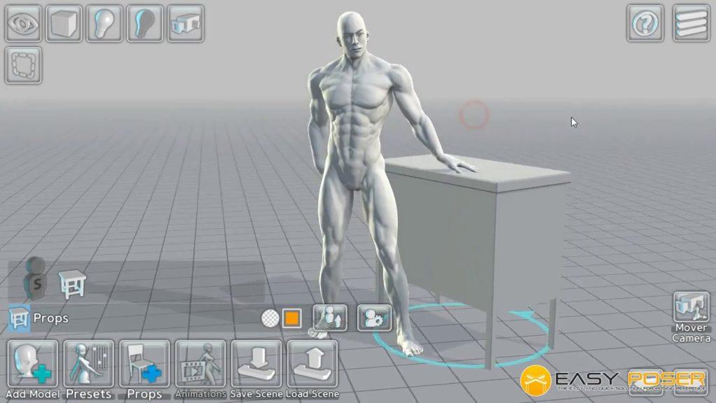 Easy Poser Pro Apk Download v1 3 1 - 100% Working